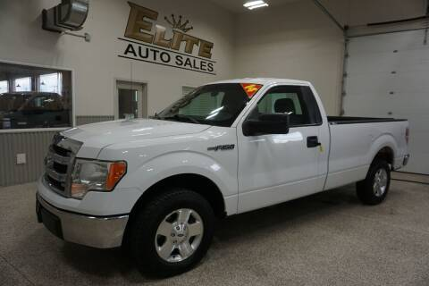 2014 Ford F-150 for sale at Elite Auto Sales in Ammon ID