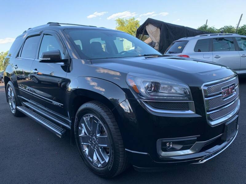 2015 GMC Acadia for sale at TD MOTOR LEASING LLC in Staten Island NY