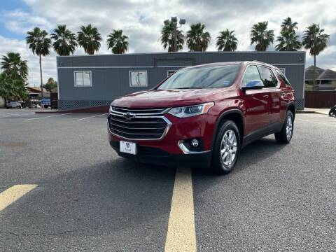 2018 Chevrolet Traverse for sale at Barrett Auto Gallery in San Juan TX
