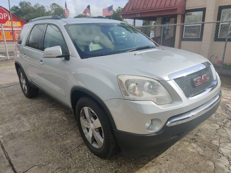 2012 GMC Acadia for sale at Advance Import in Tampa FL