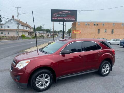 2010 Chevrolet Equinox for sale at Fineline Auto Group LLC in Harrisburg PA