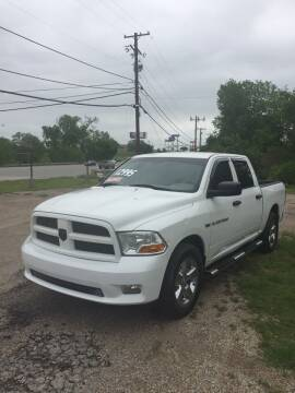 2012 RAM Ram Pickup 1500 for sale at Holders Auto Sales in Waco TX