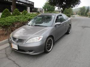 2004 Honda Civic for sale at Inspec Auto in San Jose CA