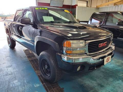 2006 GMC Sierra 1500 for sale at Stach Auto in Janesville WI