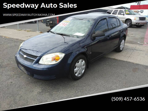 2008 Chevrolet Cobalt for sale at Speedway Auto Sales in Yakima WA