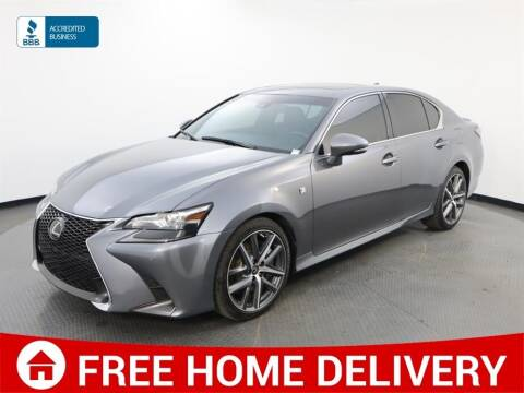 2016 Lexus GS 350 for sale at Florida Fine Cars - West Palm Beach in West Palm Beach FL