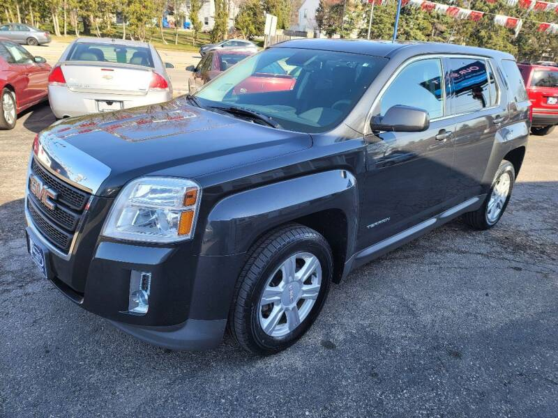 2014 GMC Terrain for sale at 1st Quality Auto in Milwaukee WI