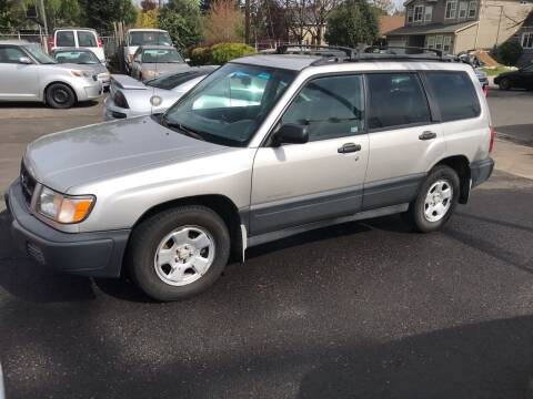1999 Subaru Forester for sale at Chuck Wise Motors in Portland OR