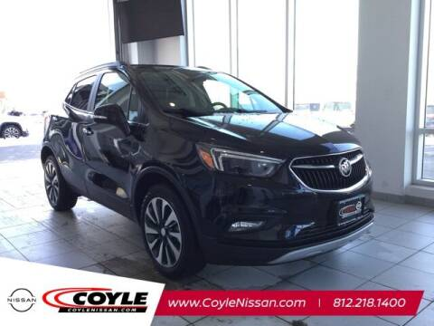 2019 Buick Encore for sale at COYLE GM - COYLE NISSAN - Coyle Nissan in Clarksville IN