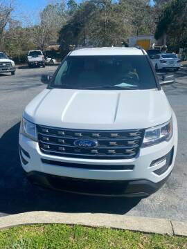 2017 Ford Explorer for sale at D & D Auto Sales in Valdosta GA