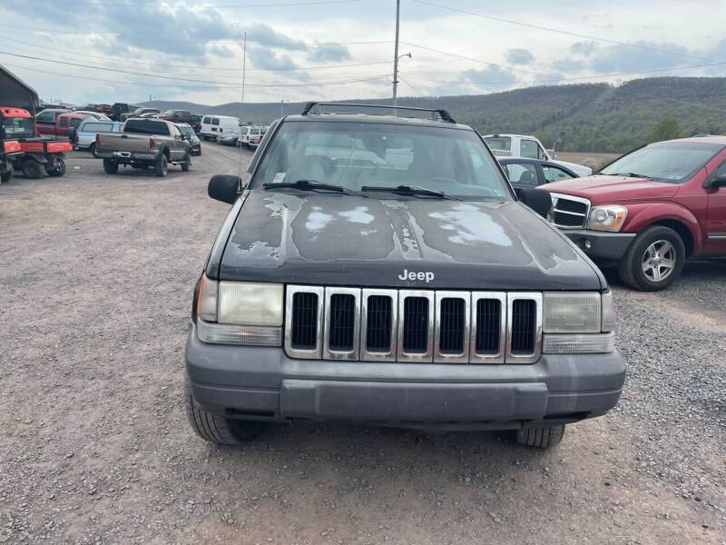 1996 Jeep Grand Cherokee for sale at Troys Auto Sales in Dornsife PA