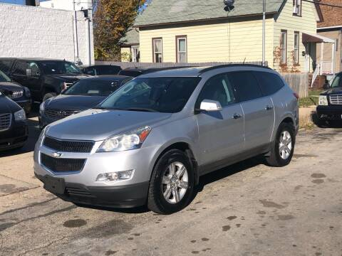 2010 Chevrolet Traverse for sale at Trans Auto in Milwaukee WI