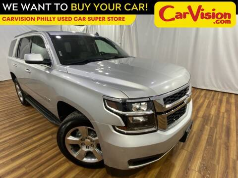 2015 Chevrolet Tahoe for sale at Car Vision Mitsubishi Norristown - Car Vision Philly Used Car SuperStore in Philadelphia PA