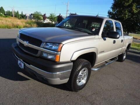 2003 Chevrolet Silverado 2500HD for sale at Karmart in Burlington WA
