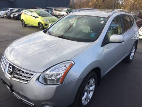 2009 Nissan Rogue for sale at ROUTE 6 AUTOMAX in Markham IL