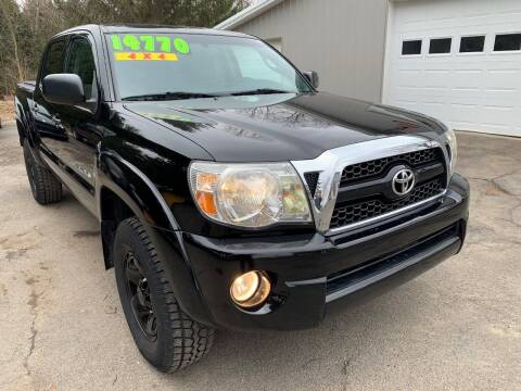 2011 Toyota Tacoma for sale at SMS Motorsports LLC in Cortland NY