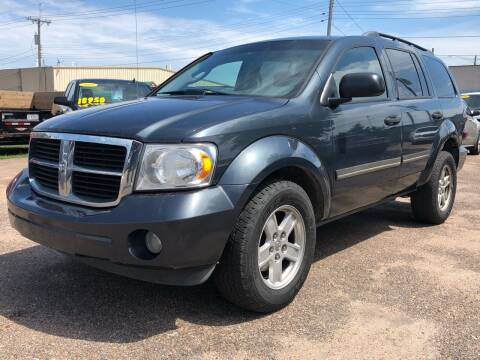 2007 Dodge Durango for sale at El Tucanazo Auto Sales in Grand Island NE