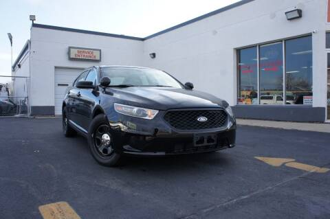 2014 Ford Taurus for sale at HIGHLINE AUTO LLC in Kenosha WI