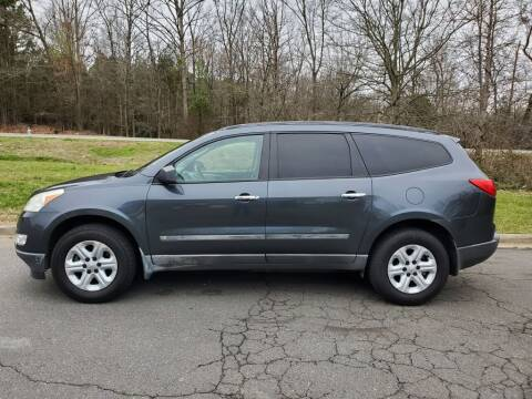 2009 Chevrolet Traverse for sale at United Auto LLC in Fort Mill SC