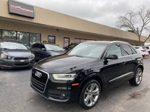 2015 Audi Q3 for sale at Top Garage Commercial LLC in Ocoee FL