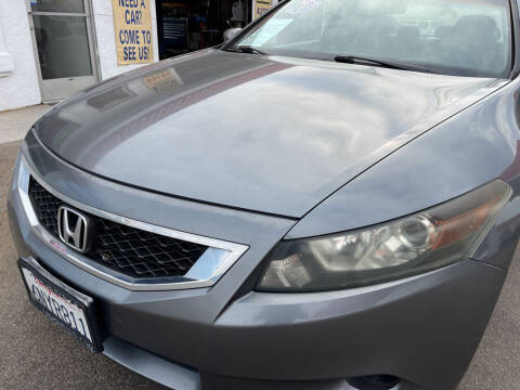 2010 Honda Accord for sale at Best Buy Auto Sales in Hesperia CA