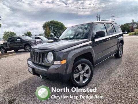 2015 Jeep Patriot for sale at North Olmsted Chrysler Jeep Dodge Ram in North Olmsted OH
