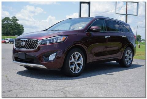 2018 Kia Sorento for sale at STRICKLAND AUTO GROUP INC in Ahoskie NC