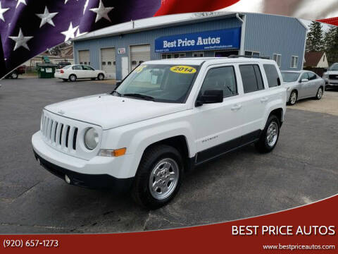 2014 Jeep Patriot for sale at Best Price Autos in Two Rivers WI