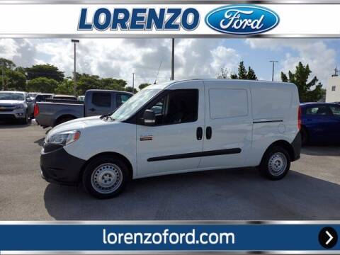 2018 RAM ProMaster City Cargo for sale at Lorenzo Ford in Homestead FL