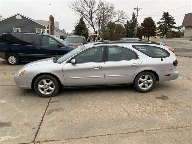 2001 Ford Taurus for sale at Daryl's Auto Service in Chamberlain SD
