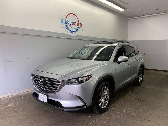 2017 Mazda CX-9 for sale at WCG Enterprises in Holliston MA