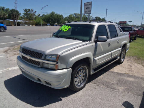 2005 Chevrolet Avalanche for sale at ORANGE PARK AUTO in Jacksonville FL