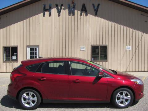 2013 Ford Focus for sale at HyWay Auto Sales in Holland MI