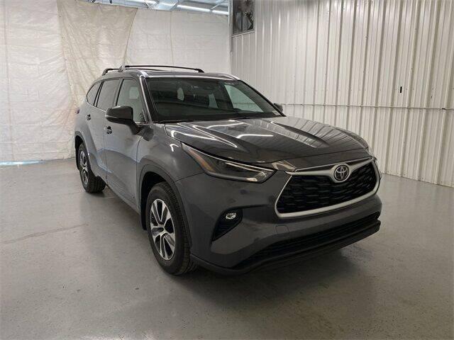 2021 Toyota Highlander for sale in Austin, TX