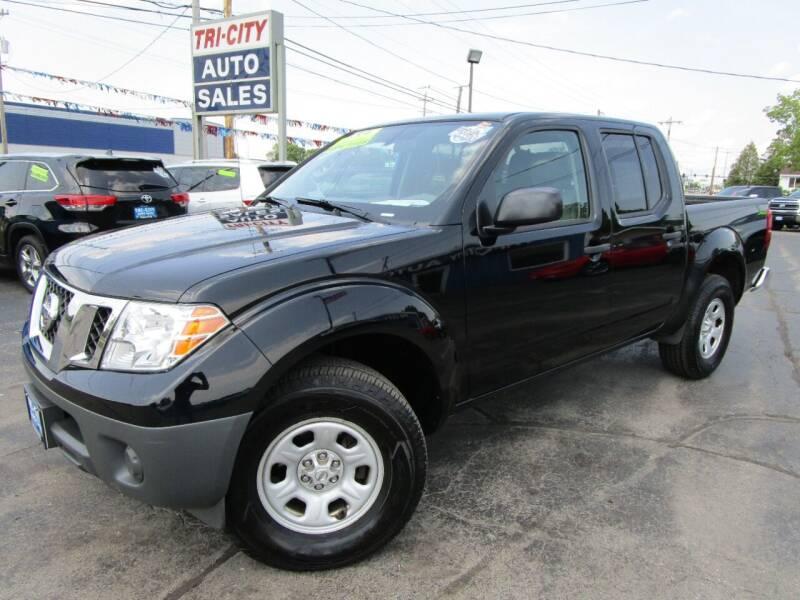 2014 Nissan Frontier for sale at TRI CITY AUTO SALES LLC in Menasha WI