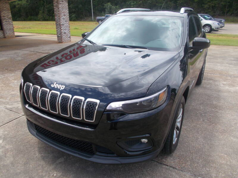 2019 Jeep Cherokee for sale at Howell Buick GMC Nissan in Summit MS