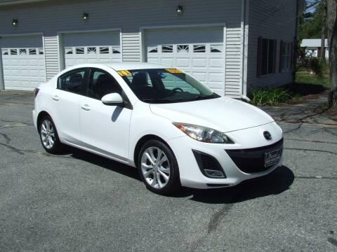 2011 Mazda MAZDA3 for sale at DUVAL AUTO SALES in Turner ME