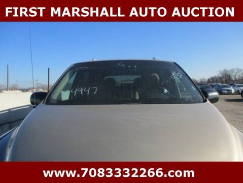 2006 Pontiac Montana SV6 for sale at First Marshall Auto Auction in Harvey IL
