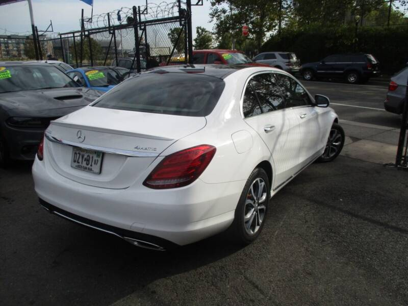 2016 Mercedes-Benz C-Class AWD C 300 4MATIC 4dr Sedan - Newark NJ