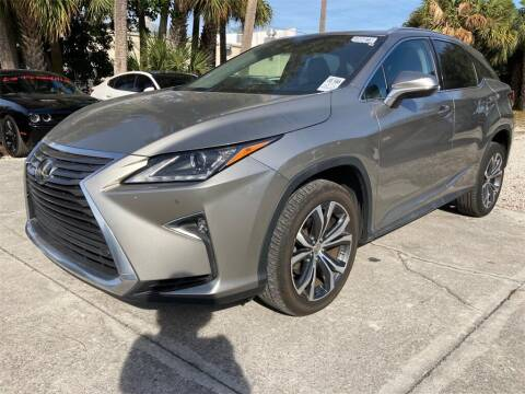 2017 Lexus RX 350 for sale at Florida Fine Cars - West Palm Beach in West Palm Beach FL