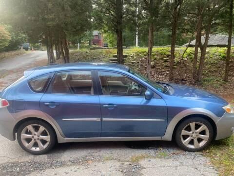 2008 Subaru Impreza for sale at Anawan Auto in Rehoboth MA