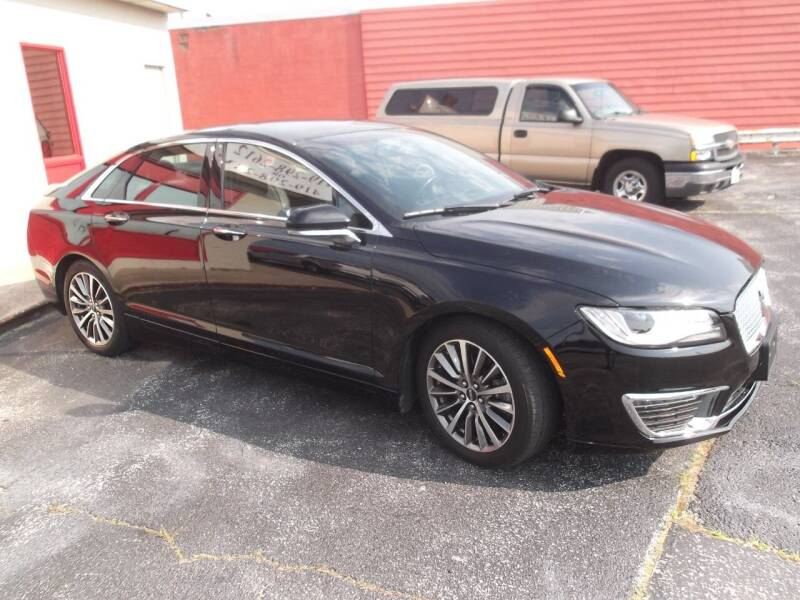 2017 Lincoln MKZ for sale at Dietsch Sales & Svc Inc in Edgerton OH