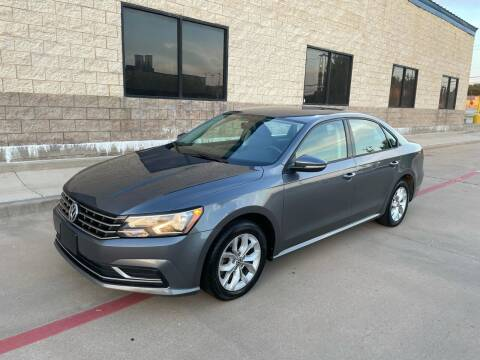 2018 Volkswagen Passat for sale at Dream Lane Motors in Euless TX