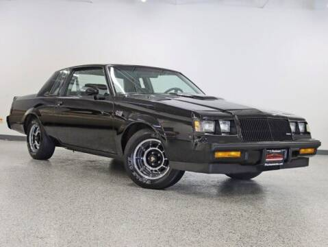 1987 Buick Regal for sale at Vanderhall of Hickory Hills in Hickory Hills IL