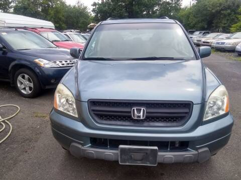 2005 Honda Pilot for sale at Wilson Investments LLC in Ewing NJ