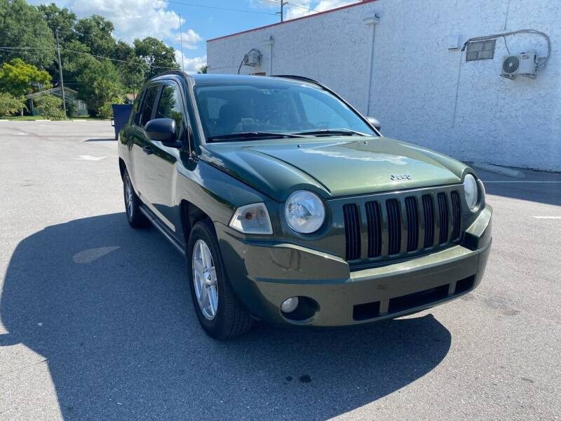 2007 Jeep Compass for sale at LUXURY AUTO MALL in Tampa FL