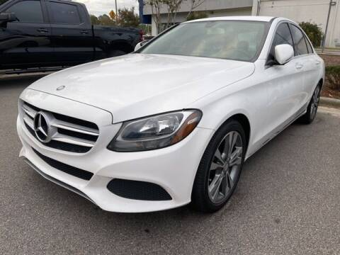 2016 Mercedes-Benz C-Class for sale at PHIL SMITH AUTOMOTIVE GROUP - SOUTHERN PINES GM in Southern Pines NC