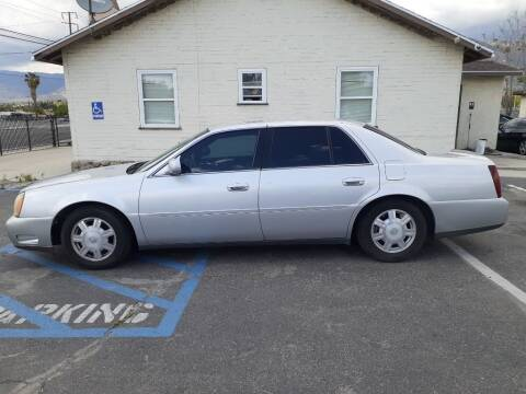 2003 Cadillac DeVille for sale at RN AUTO GROUP in San Bernardino CA