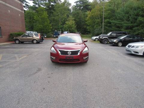 2013 Nissan Altima for sale at Heritage Truck and Auto Inc. in Londonderry NH