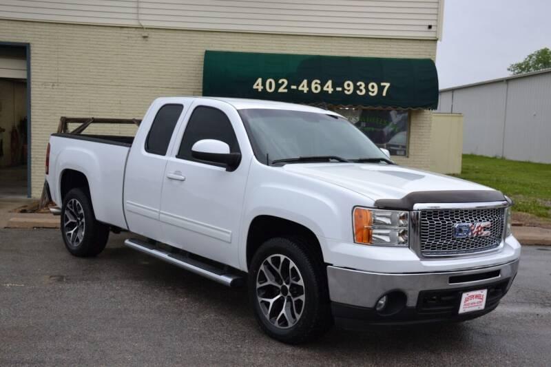 2013 GMC Sierra 1500 for sale at Eastep's Wheels in Lincoln NE